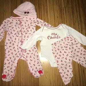 Kate Spade infant set